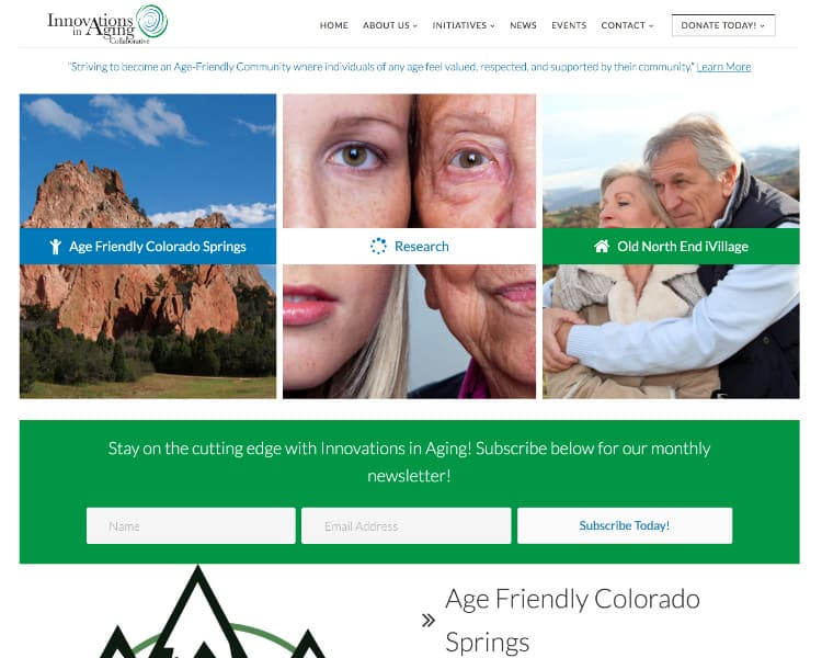 Innovations in Aging Collaborative