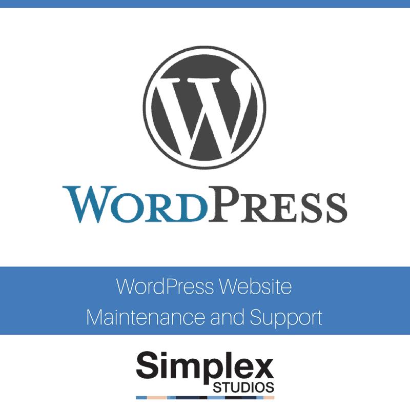 WordPress Website Maintenance Support
