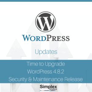 Website Maintenance - Time to Update Wordpress