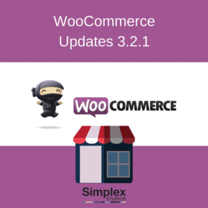 WooCommerce Updates to 3.2.1