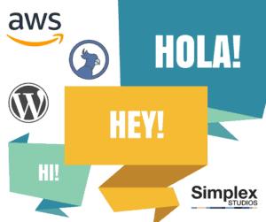 Amazon Polly WordPress - Simplex Studios