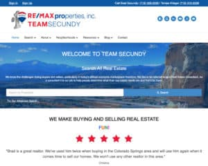 team-secundy-realtor-website-design-portfolio-simplex-studios