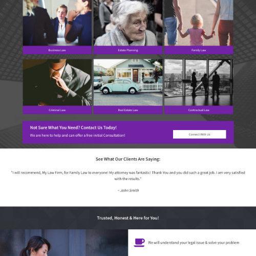 landing-pages-law-firm-purple-simplex-studios