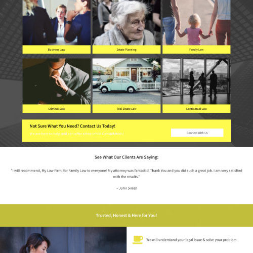 landing-pages-law-firm-yellow-simplex-studios